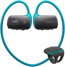SONY MP3 NWZ-WS613 4GB WATERPROOF BLAUW (SONWZWS613L)