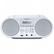SONY BOOMBOX ZS-PS50 WIT (SOZSPS50W)
