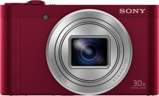SONY COMPACT CAMERA DSC-WX500 ROUGE (SPDSCWX500R)