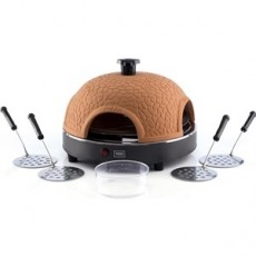 TREBS PIZZA GUSTO FOUR 4 PERSONNES (TB99299)
