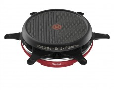 TEFAL RACLETTE COLORMANIA ROOD RE12A512 (TERE12A512)