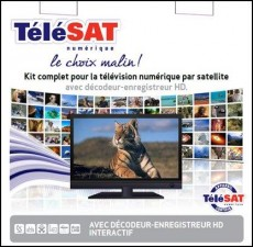 TELESAT M7 MP201 SET TSAT EVO PVR SET (TVTSM7MP201SET)