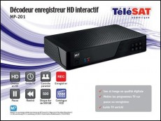 TELESAT M7 MP201 TSAT EVO PVR SC (TVTSM7MP201)