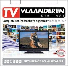 FV VLAANDEREN M7 MP201 TVV EVO PVR SET (TVVLM7MP201SET)