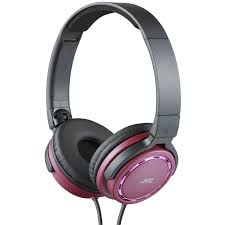 JVC HEADSET PORTABLE ROOD HAS520RE (JVHAS520RE)