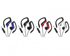 JVC IN EAR SPORTABLE ROOD HAEBR25RE (JVHAEBR25RE)