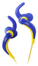 JVC IN EAR WATERPROOF BLAUW HAETX30AE (JVHAETX30AE)