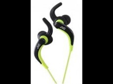 JVC IN EAR WATERPROOF ZWART HAETX30BE (JVHAETX30BE)