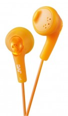 JVC GUMY HEADSET HA-F160 ORANGE (JVHAF160DE)
