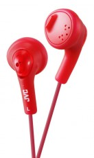 JVC GUMY HEADSET HA-F160 RED (JVHAF160RE)