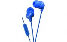 JVC IN EAR HEADPHONE HAFR15LAE BLUE (JVHAFR15LAE)