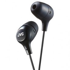 JVC IN EAR ZWART HAFX38BE (JVHAFX38BE)