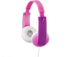JVC KIDS HEADPHONE HAKD7PE PINK (JVHAKD7PE)