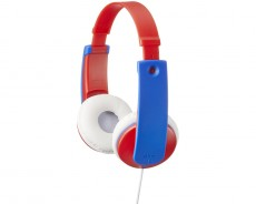 JVC KIDS HEADPHONE HAKD7RE RED (JVHAKD7RE)