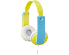JVC KIDS HEADPHONE HAKD7YE YELLOW (JVHAKD7YE)