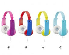 JVC KIDS HEADPHONE HAKD7ZE TOPAZ (JVHAKD7ZE)